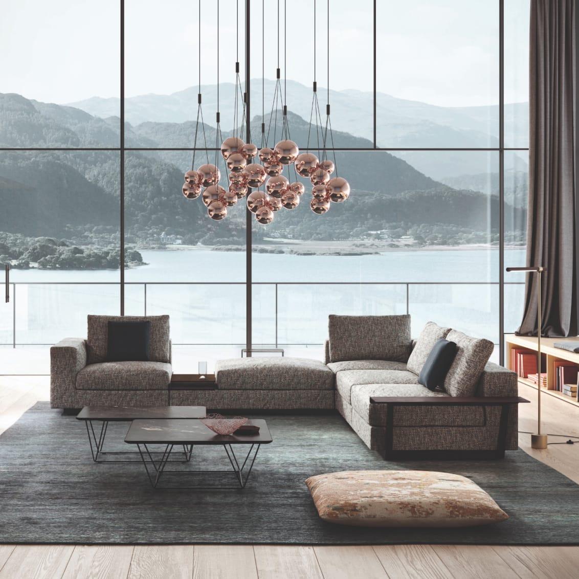 Living Landscape 755 Sofa. Design: EOOS.